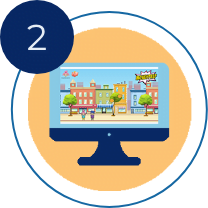play moneyprep game icon