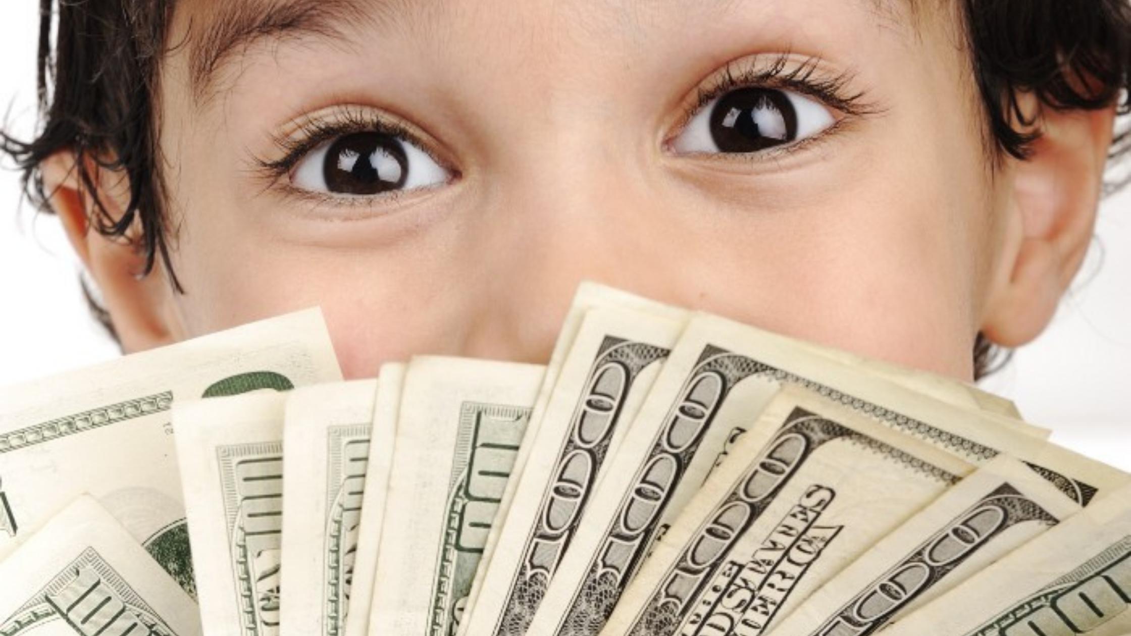 4 top tips for raising money smart kids