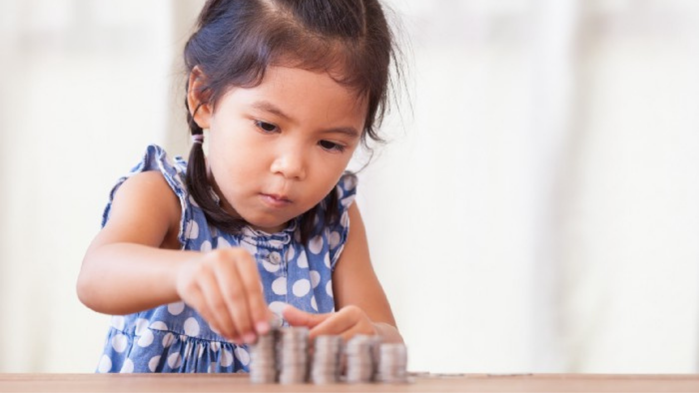 Financial literacy ideas for tots!